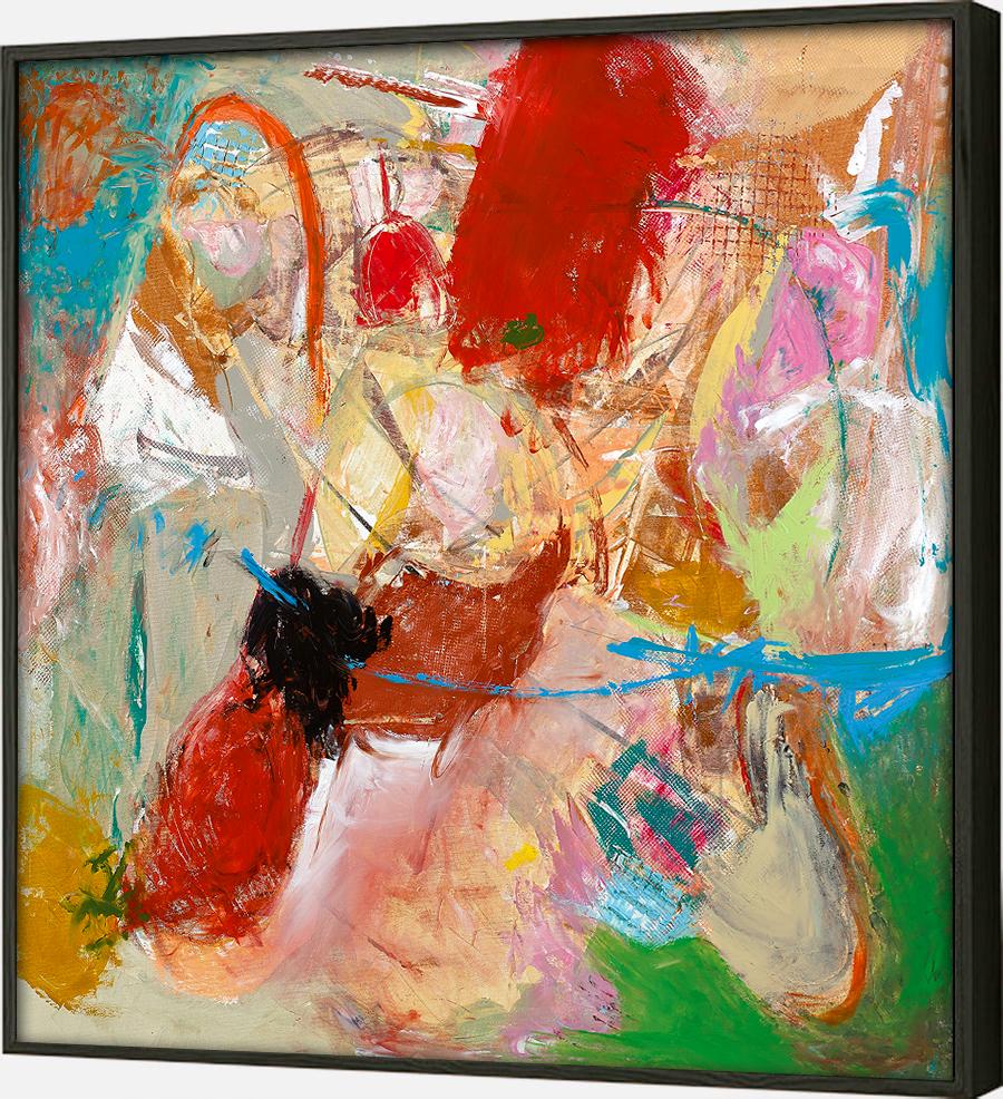Modern abstract art print, Contemporary art, Inspiring art, Canvas art, Wall art