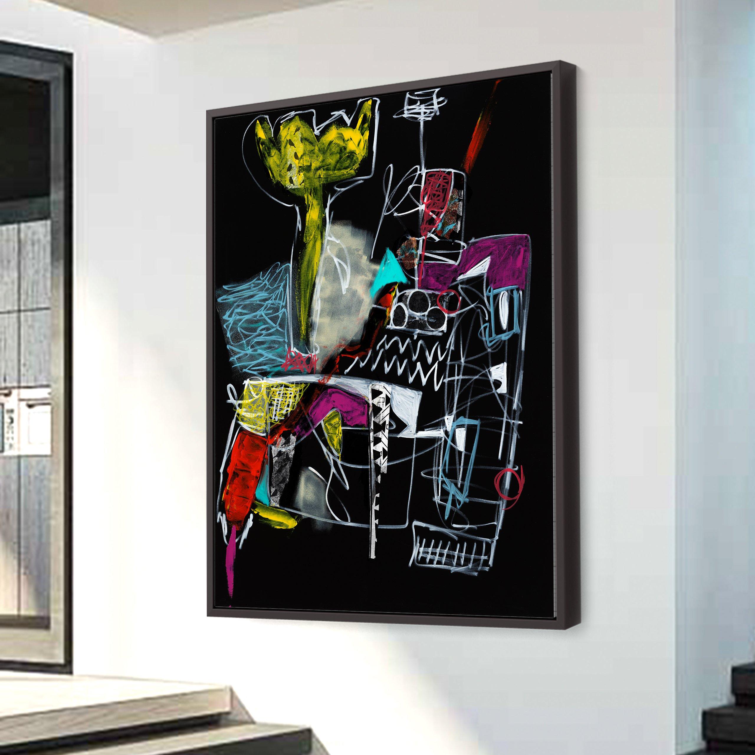 michal-rotman-laor-modern-art-on-canvas