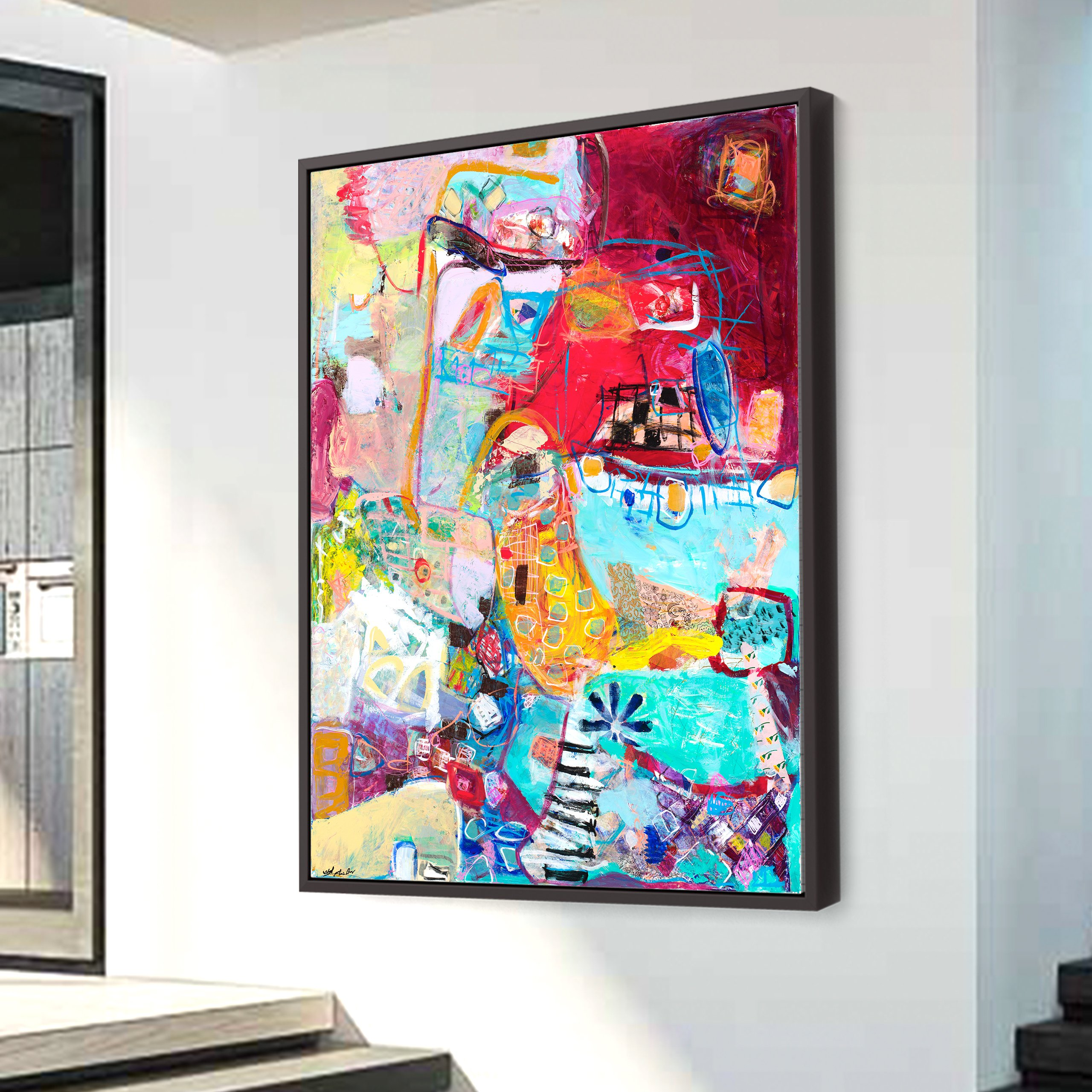 michal-rotman-modern-art-on-canvas
