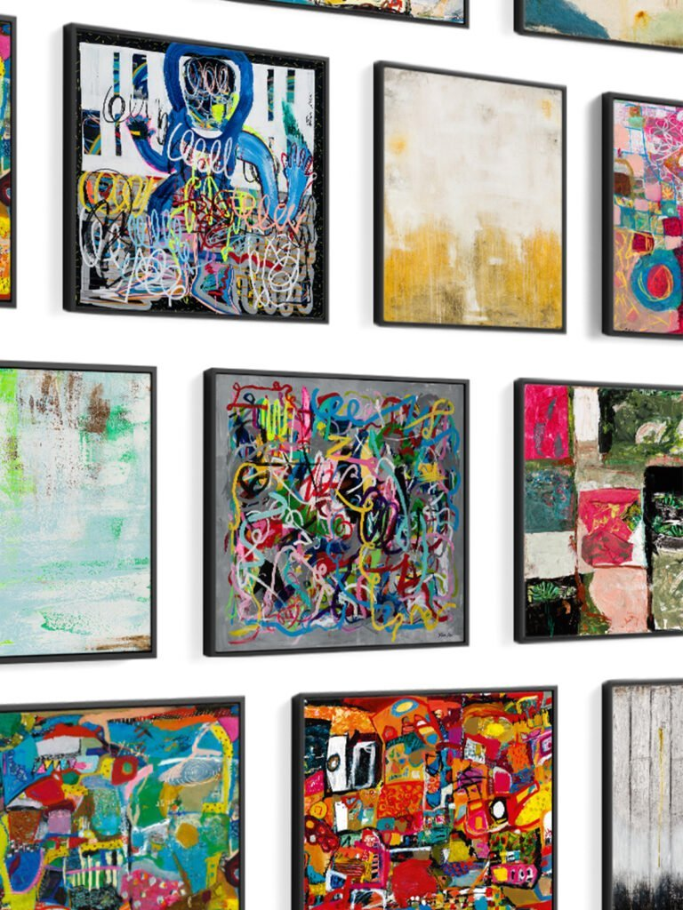 Art collections - New on our online gallery