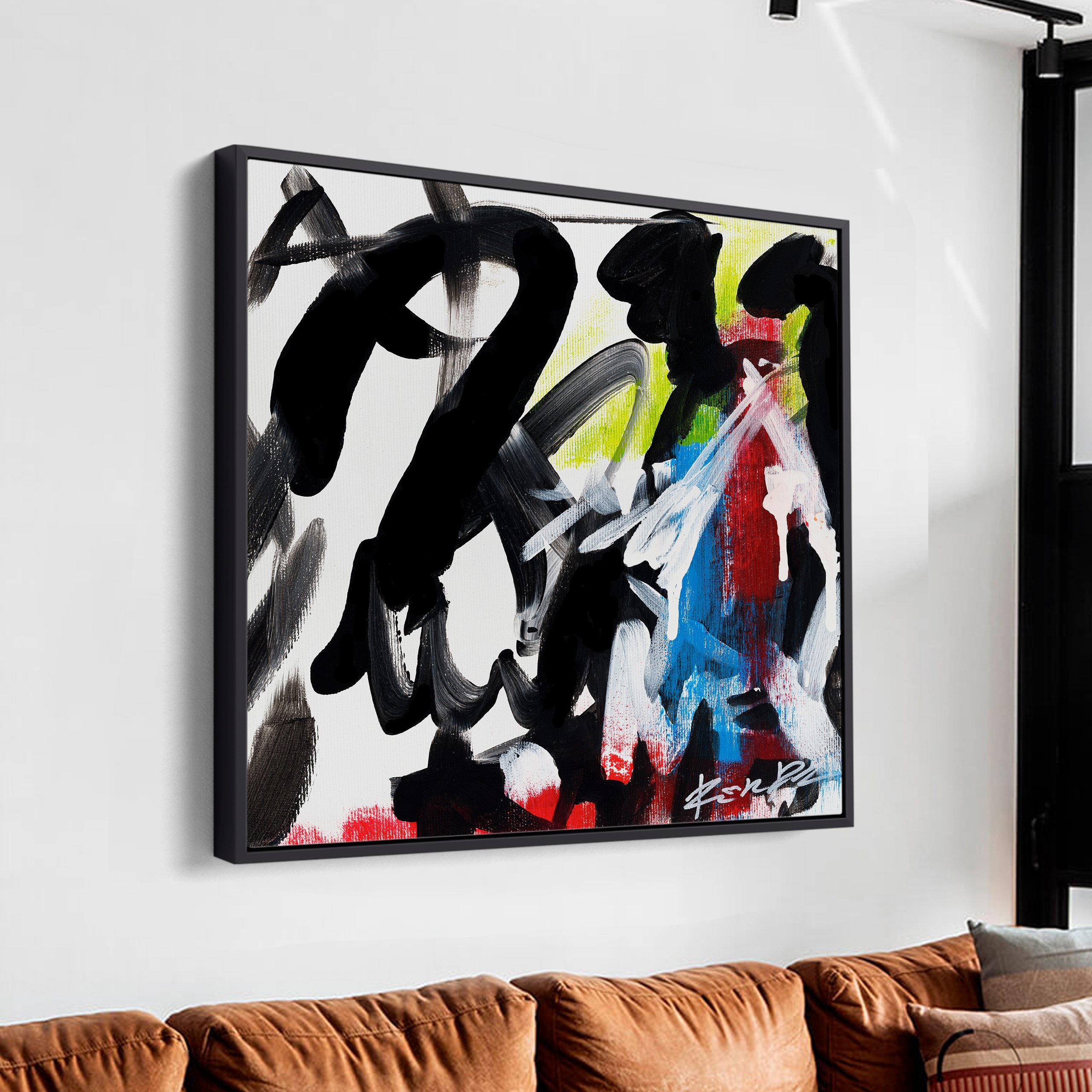 graffiti-ron-deri-square-painting-abstract