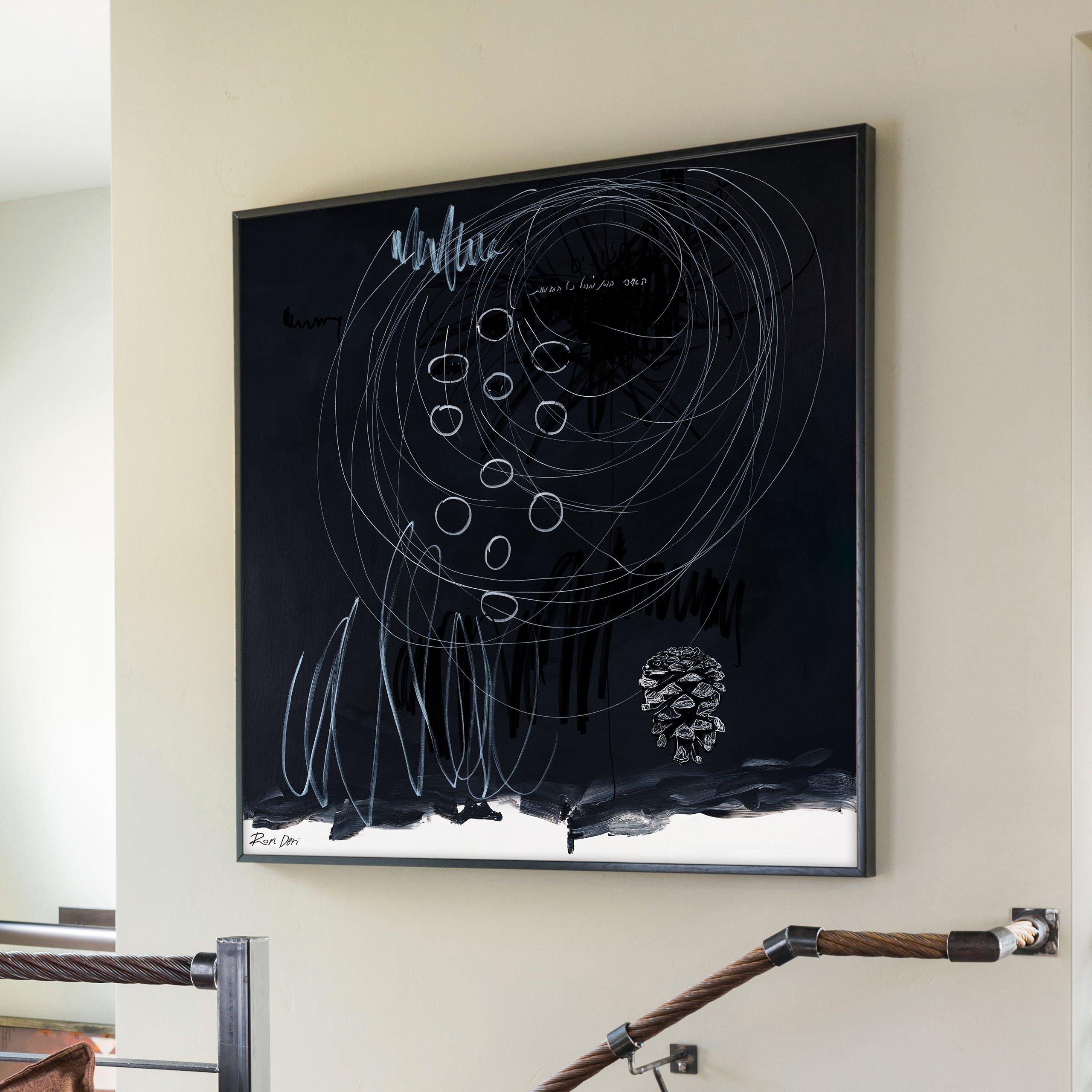 hollow-ron-deri-canvas-art-print