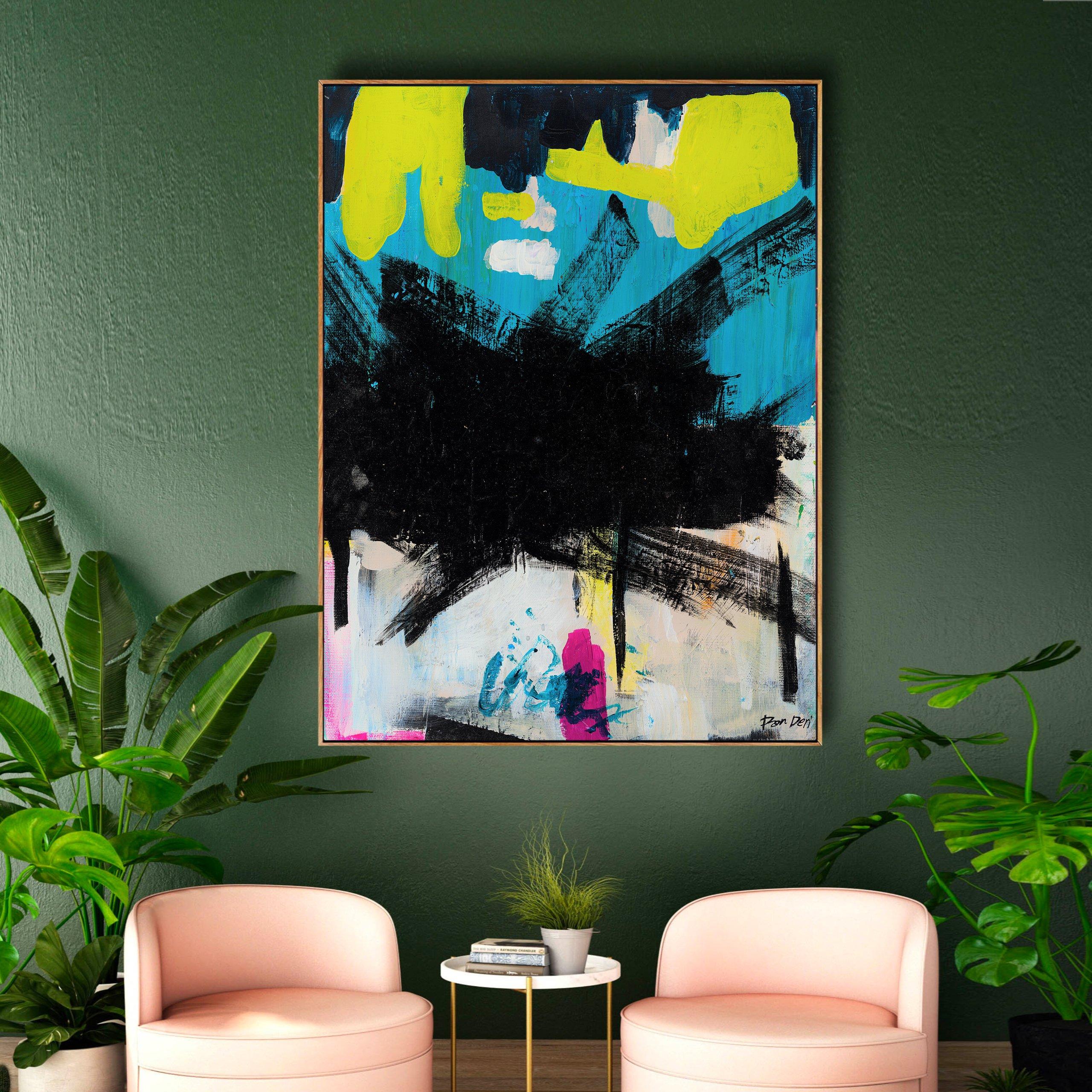 loft-ron-deri-interior-design-painting-art