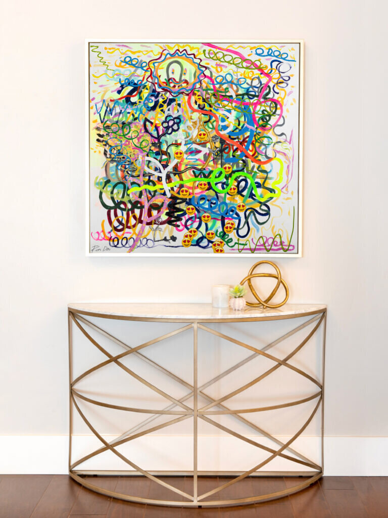 Trending new works of art that will turn your home into an interior design masterpiece