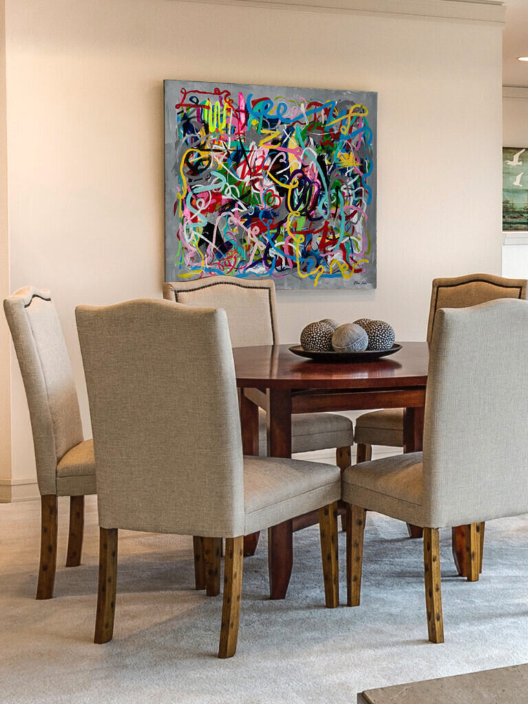 Top 10 tips for decorating your home with art